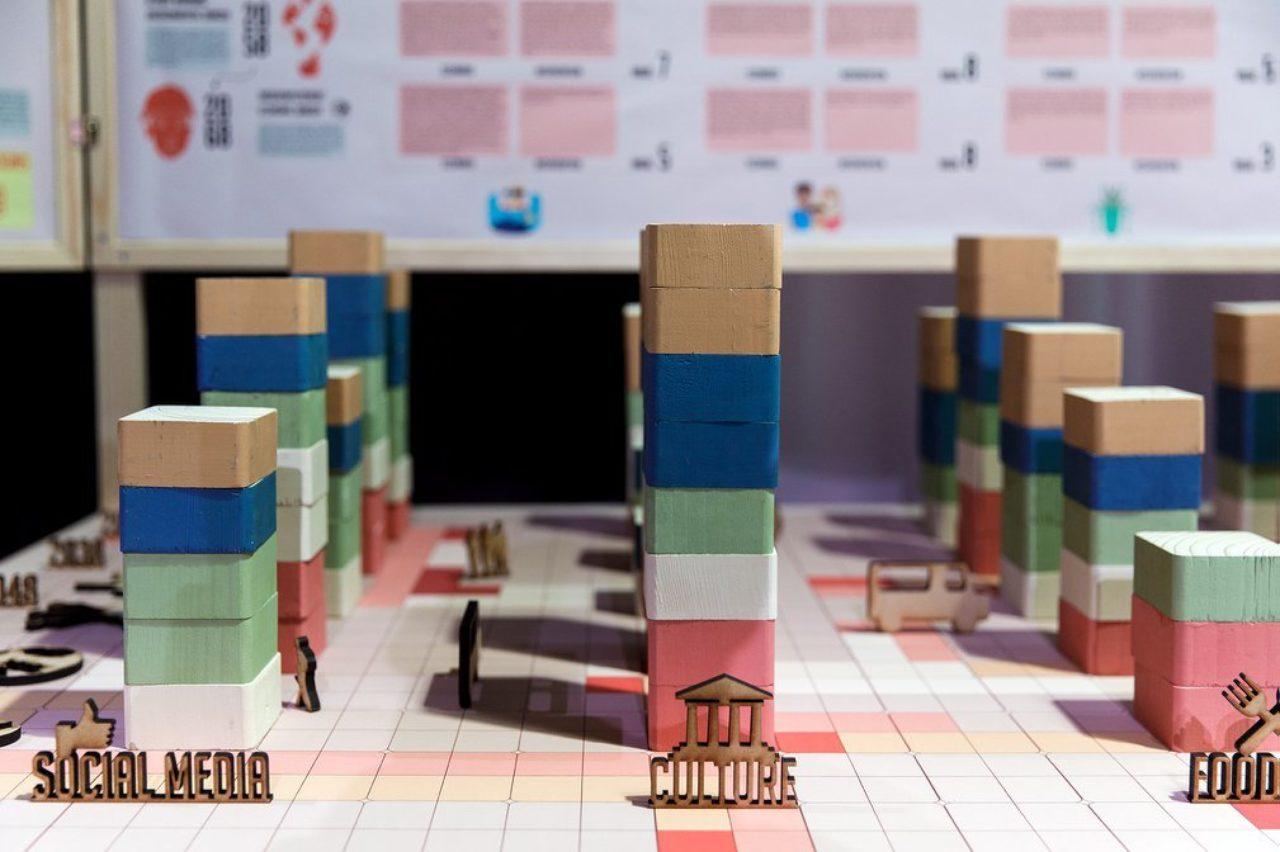 Presentatie Value Futures door KABK MA Industrial Design studenten in het Nieuwe Instituut