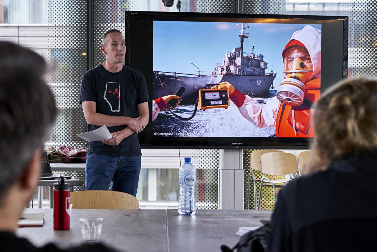 Presentation by Martin Lloyd