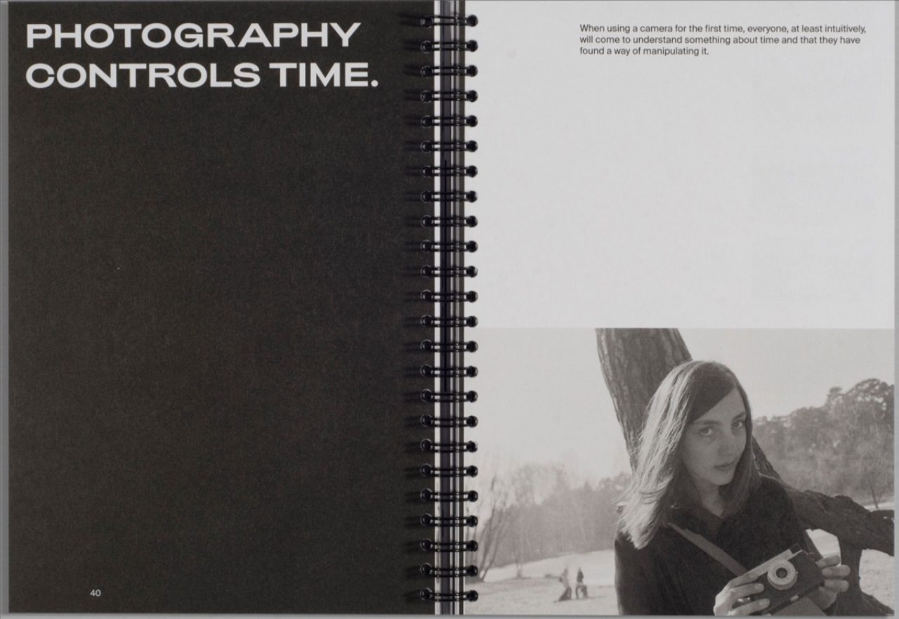 False Positives publication spread Photography & Society 2018-2019