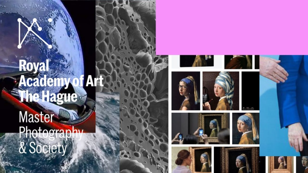 master Photography & Society Header