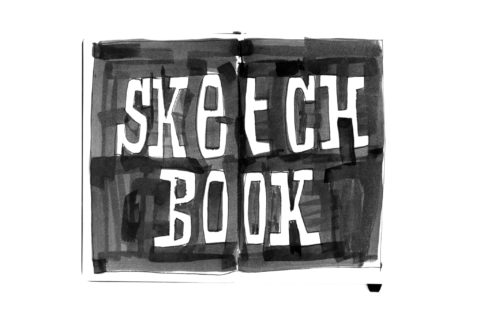 Cyrus Highsmith Sketch Book