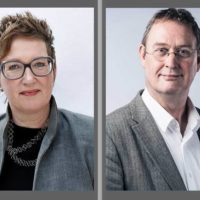 Wisseling voorzitterschap Hogeschool der Kunsten Den Haag