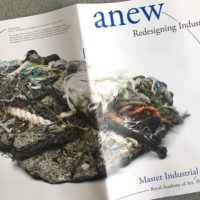 'anew' magazine by the Master Industrial Design