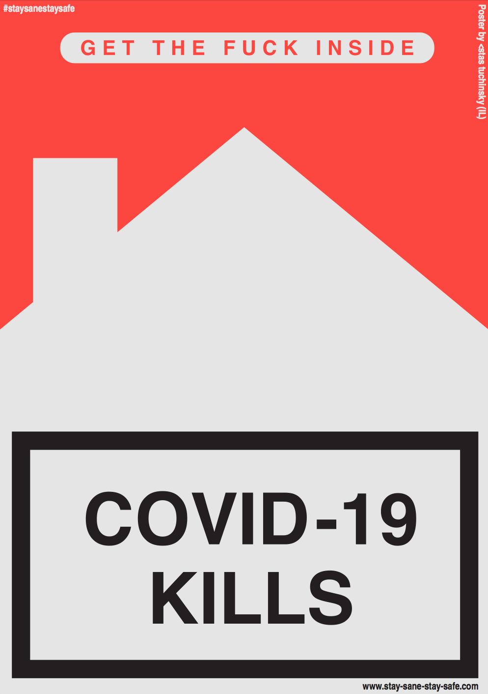 COVID-19 KILLS - stastuchinsky