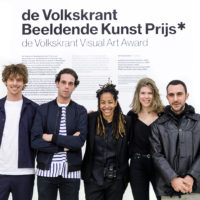Two KABK alumni nominated for the the Volkskrant Visual Arts Prize 2020