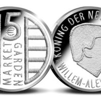 Tim Breukers designs the Market Garden Five Euro coin