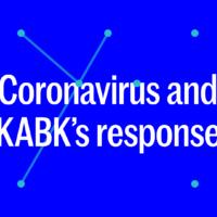 Coronavirus and KABK's response