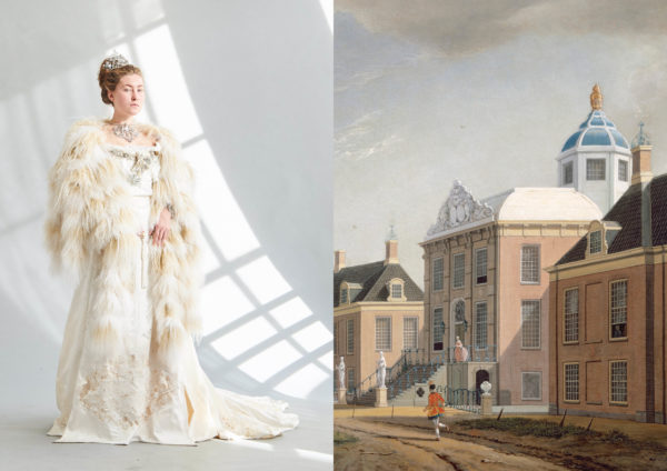 ​Masterly The Hague 2019, Costume by Iulia Hmarnaia & Palace Huis ten Bosch by Jan Ten Compe