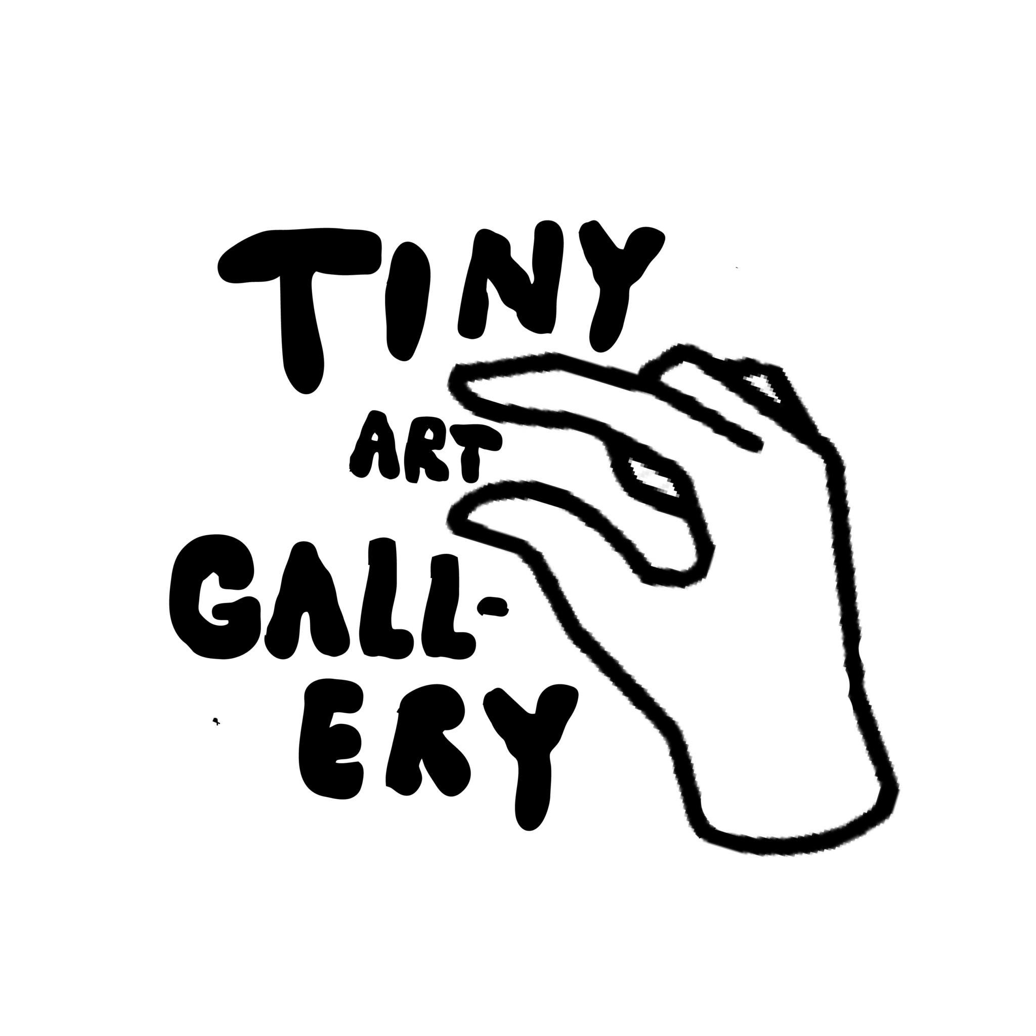 Tiny Art Gallery logo