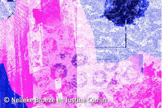 beeld voor CEG essaybundel © Nelleke Broeze and Justine Corrijn