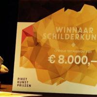 Lorena van Bunningen wint PiketKunstprijs 2020