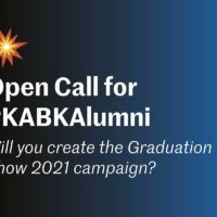 Open Call: Graduation Show Campaign 2021