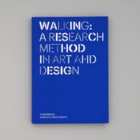 Publication 'Walking A Research Method in Art and Design'