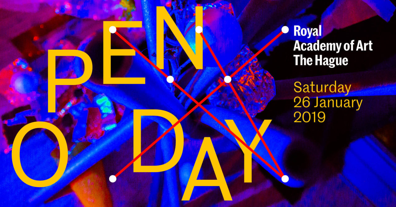 KABK Open Day 2019