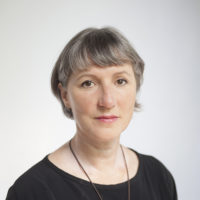 Profile photo Janice McNab, Head Master Artistic Research at the Royal Academy of Art, The Hague