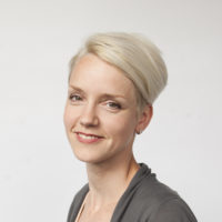 Profile photo Lotte Sprengers, co-head of Bachelor Photography at the Royal Academy of Art, The Hague