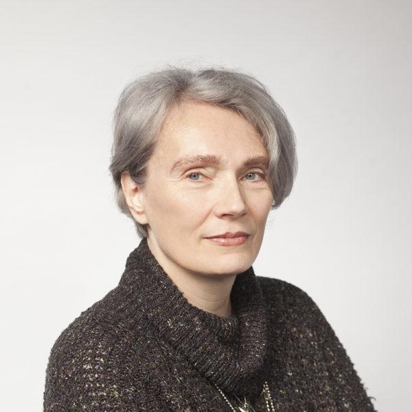 profiel foto Janine Huizenga, hoofd Bachelor Interactive Media Design, Koninklijke Academie van Beeldende Kunsten Den Haag