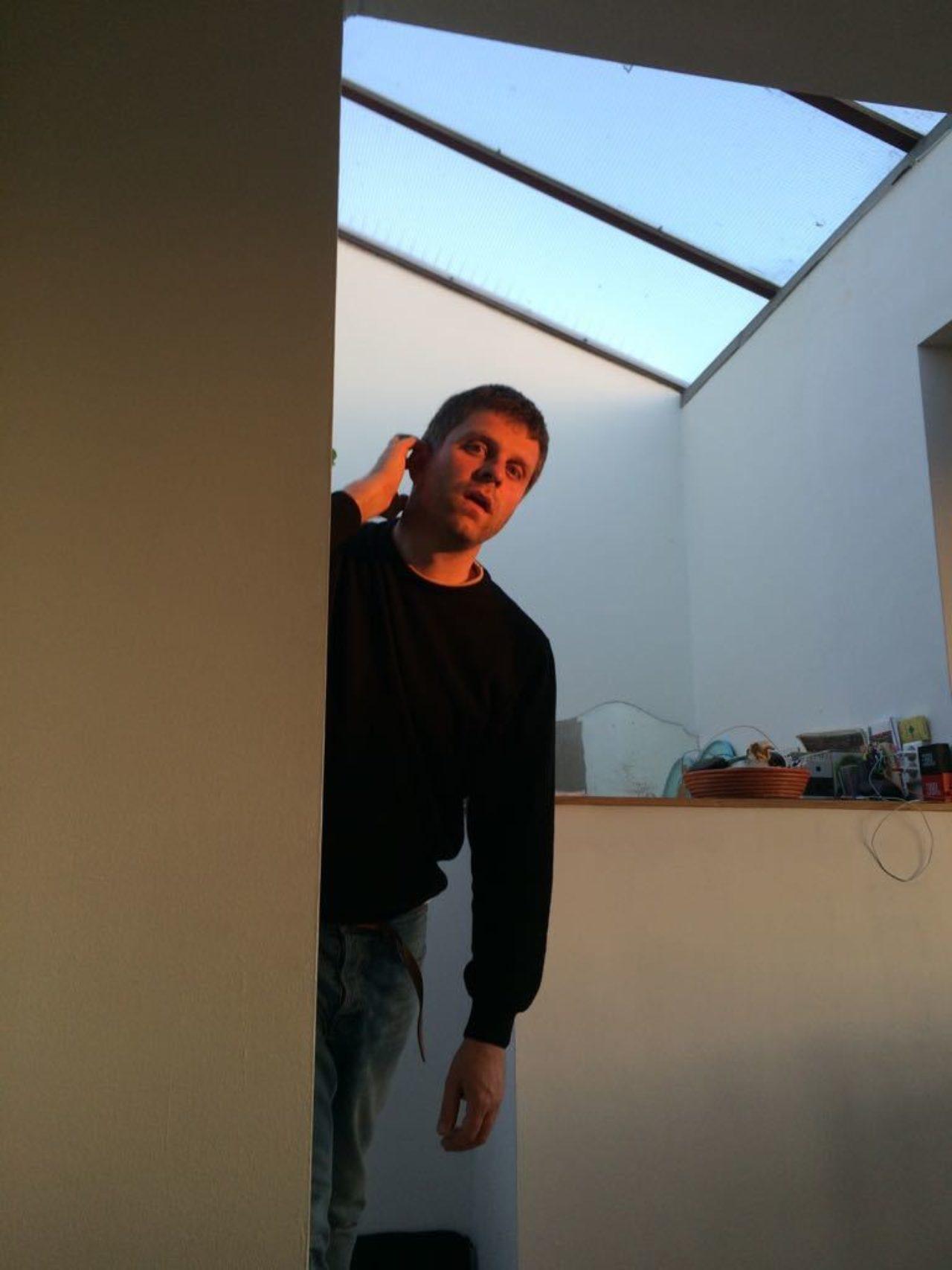 profile photo Bart de Baets - teacher at the Bachelor Graphic Design, KABK