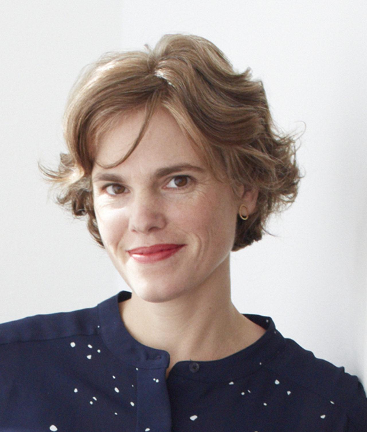 profile photo Katrin Korfmann - teacher at the Bachelor Graphic Design, KABK