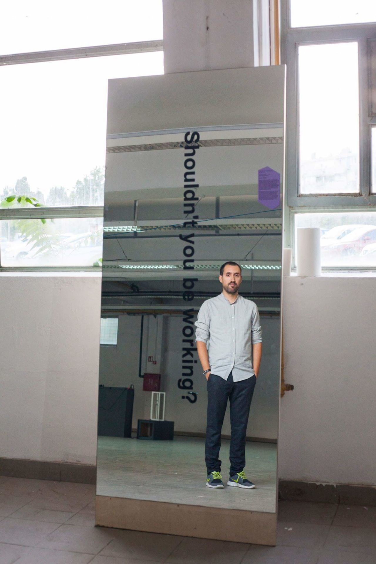 profile photo Silvio Lorusso - teacher at the Bachelor Graphic Design, KABK
