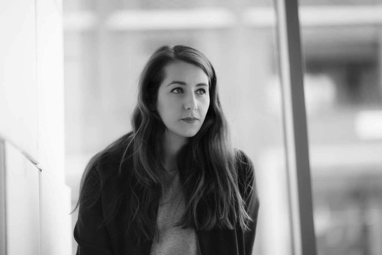 Profile photo of Kate Cooper, visiting artist at the Master Artistic Research at the KABK