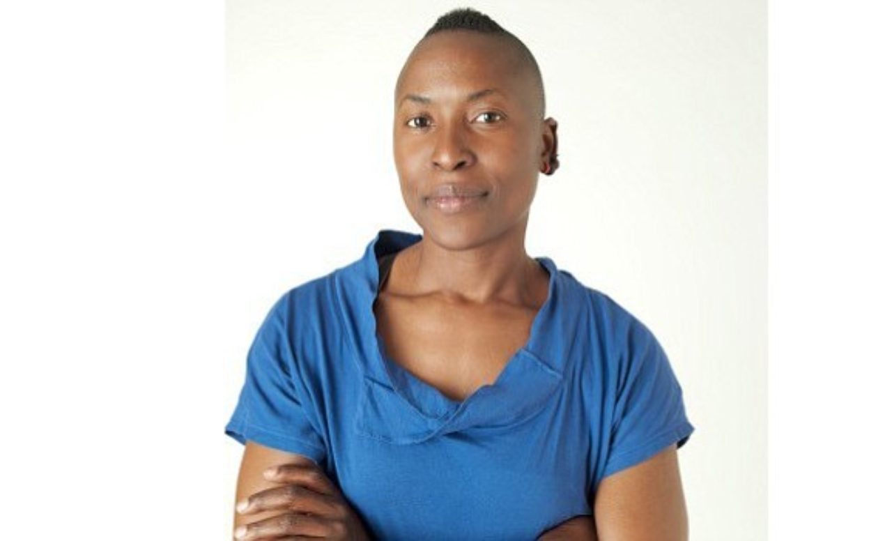 Nora Chipaumire, visiting artist at the Master Artistic Research