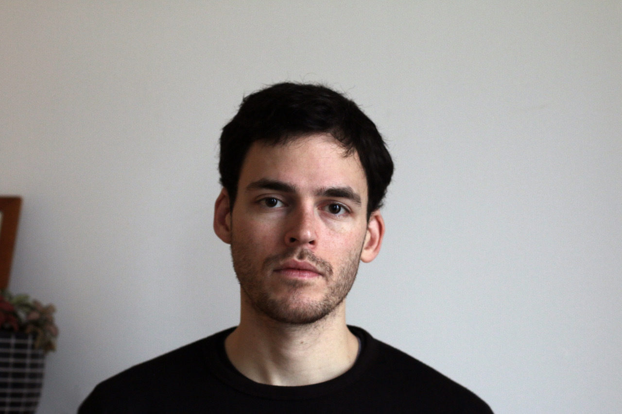 profile photo Nick Axel core tutor of the Master Non Linear Narrative at the KABK