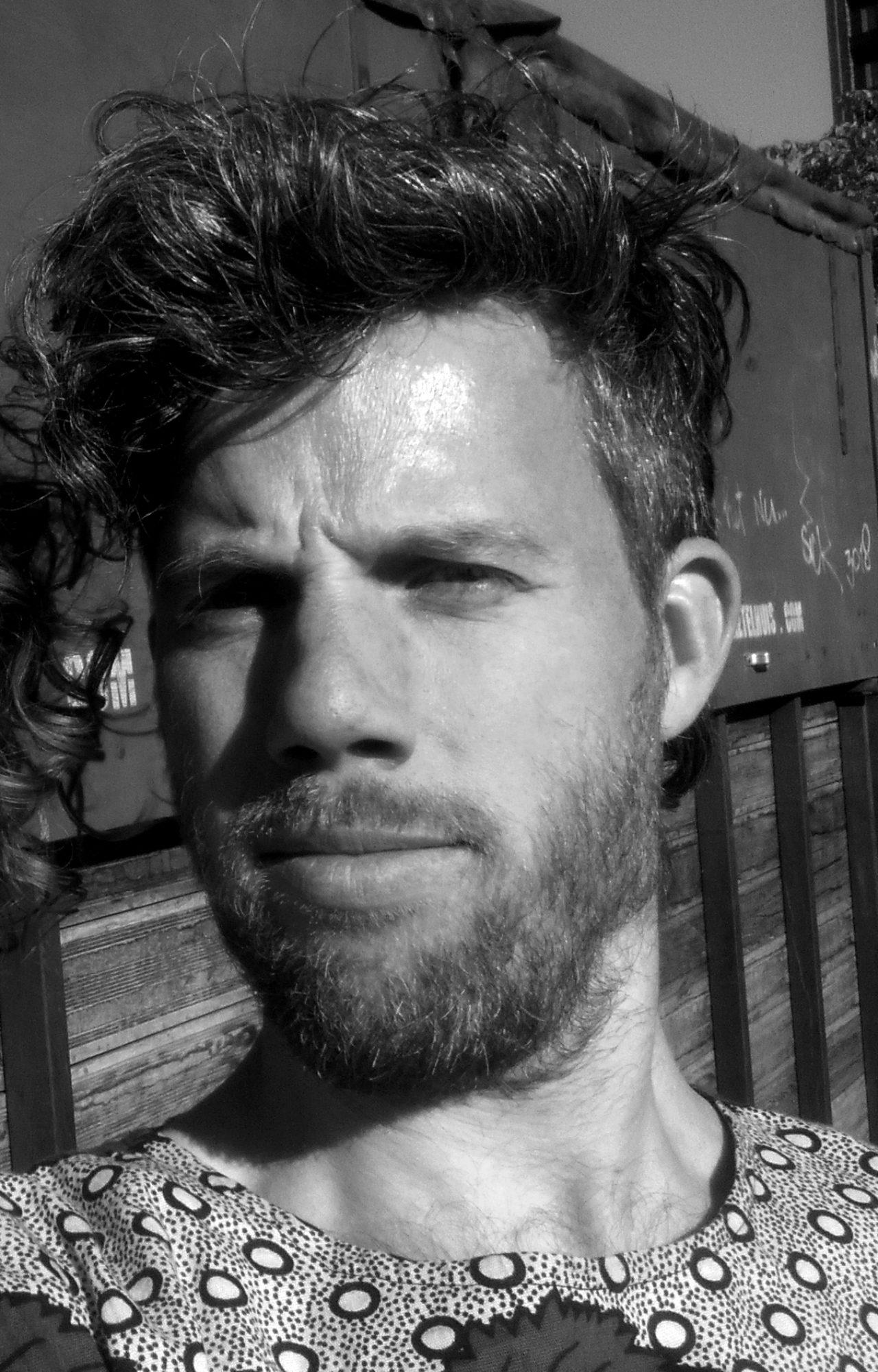 profile photo Ruben Pater, tutor of the Master Non Linear Narrative at the KABK
