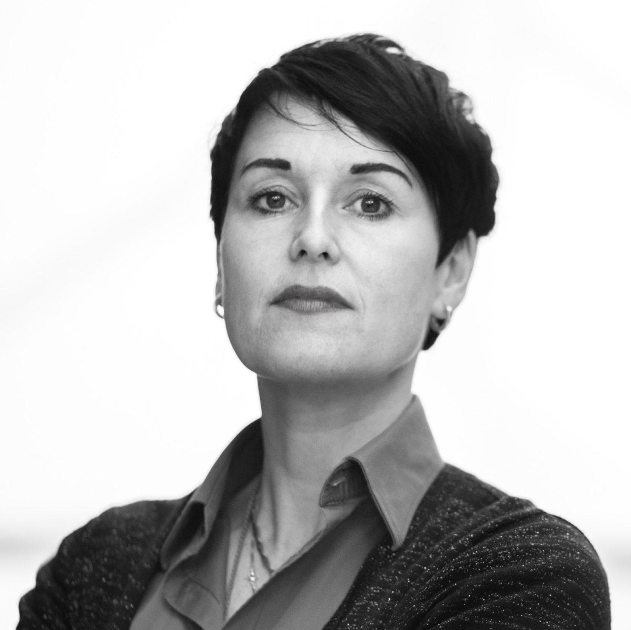 profile photo Saskia Van Stein core tutor of the Master Non Linear Narrative at the KABK