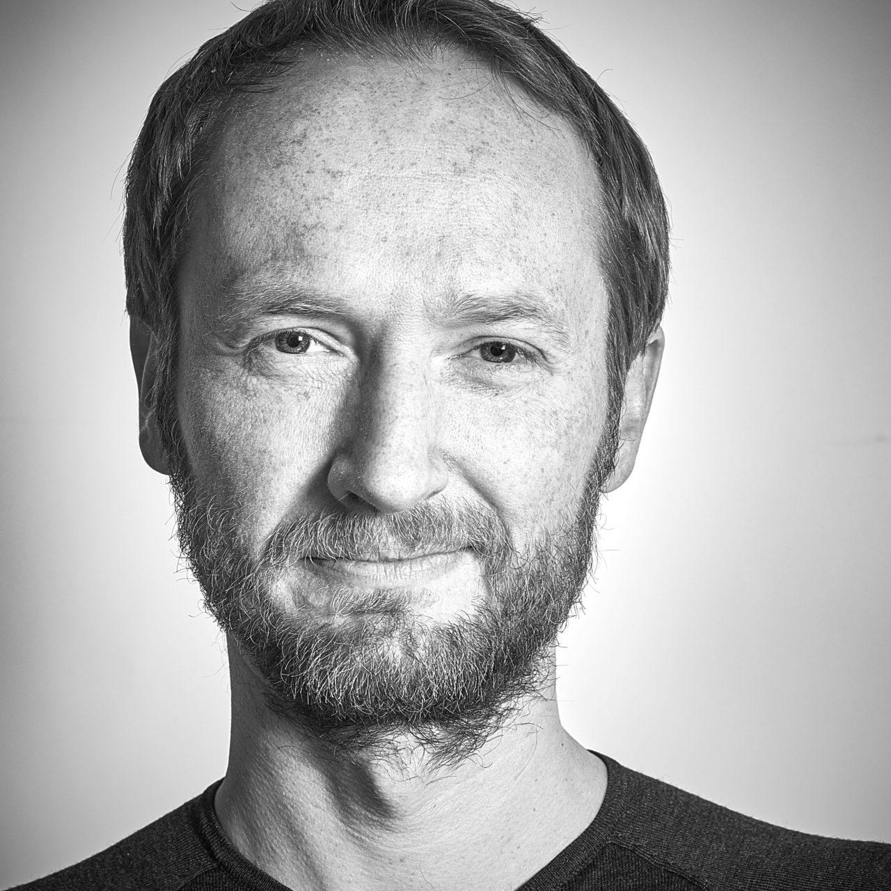 Peter Bilak, teacher at TypeMedia Royal Academy of Art The Hague