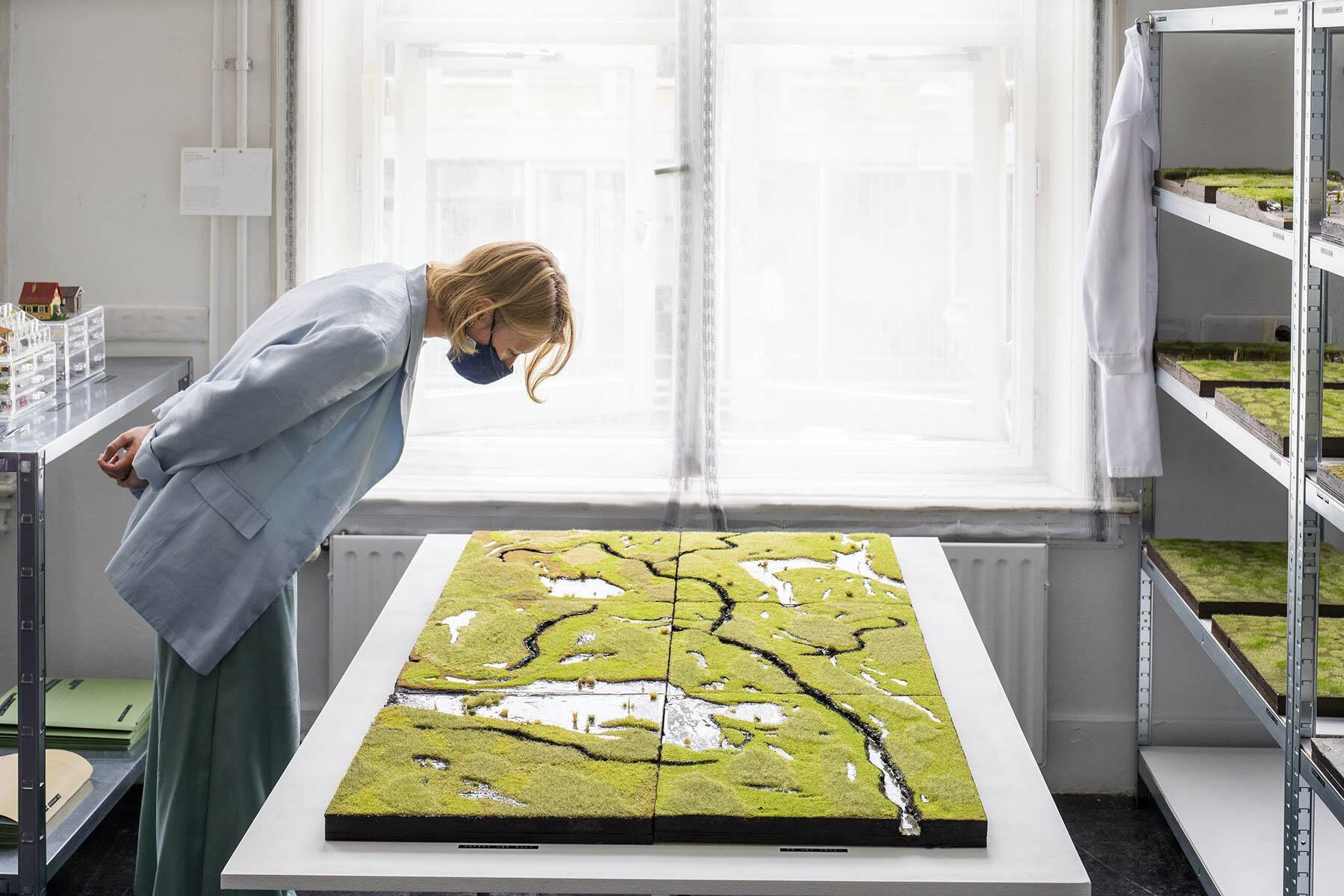 Landscape Lab, Katie Pelikan Baselj