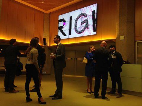 Video door KABK Grafisch Ontwerpen studenten ten ere van de zes Mensenrechtentulp 2015 kandidaten