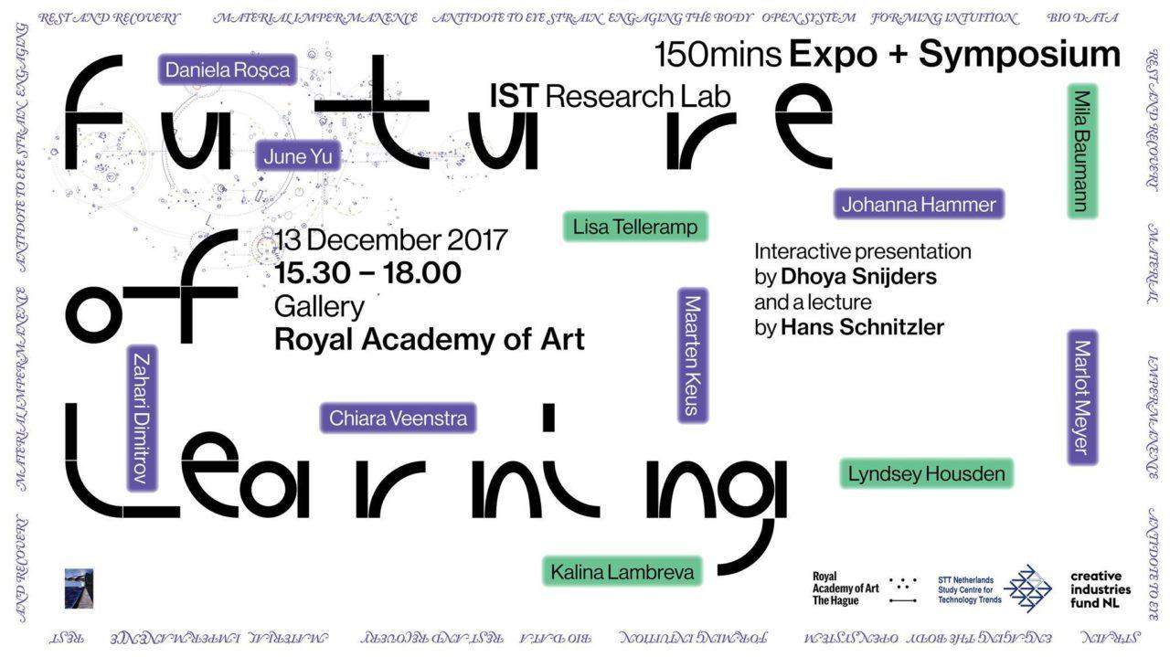 Future of Learning Symposium