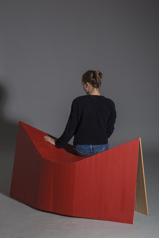 IAFD x FORBO project - Mila Baumann