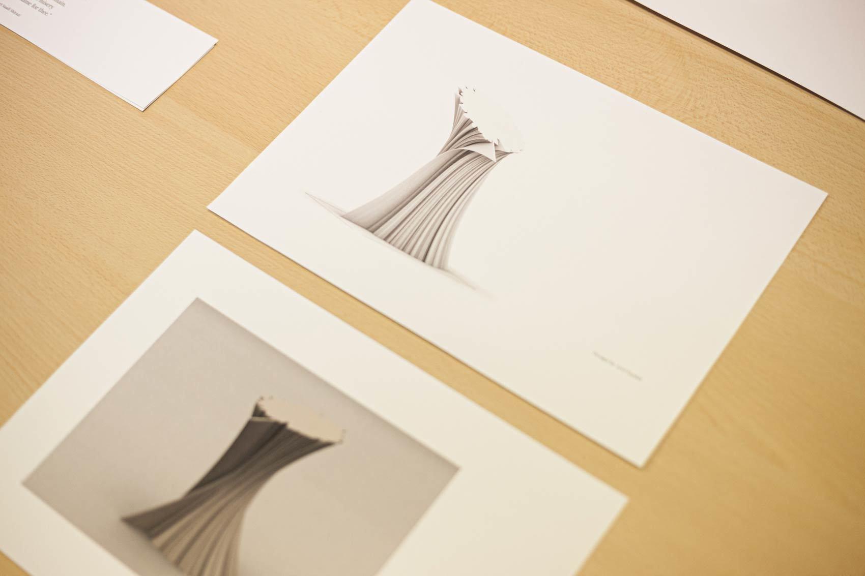 Aref Dashti - Witte Anjer Prijs ontwerpconcept 2020