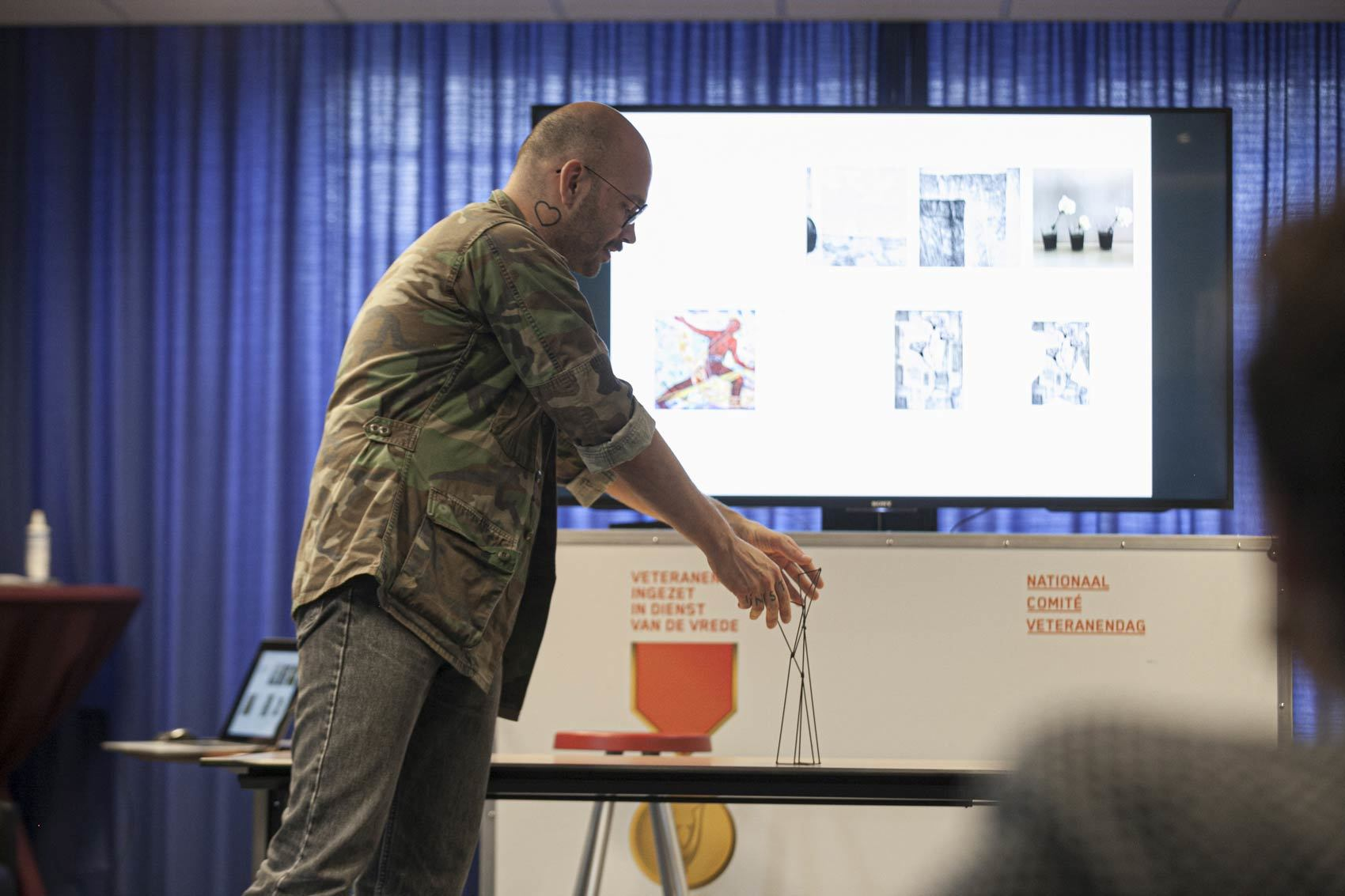Gabriël Holysz - Witte Anjer Prijs ontwerpconcept 2020