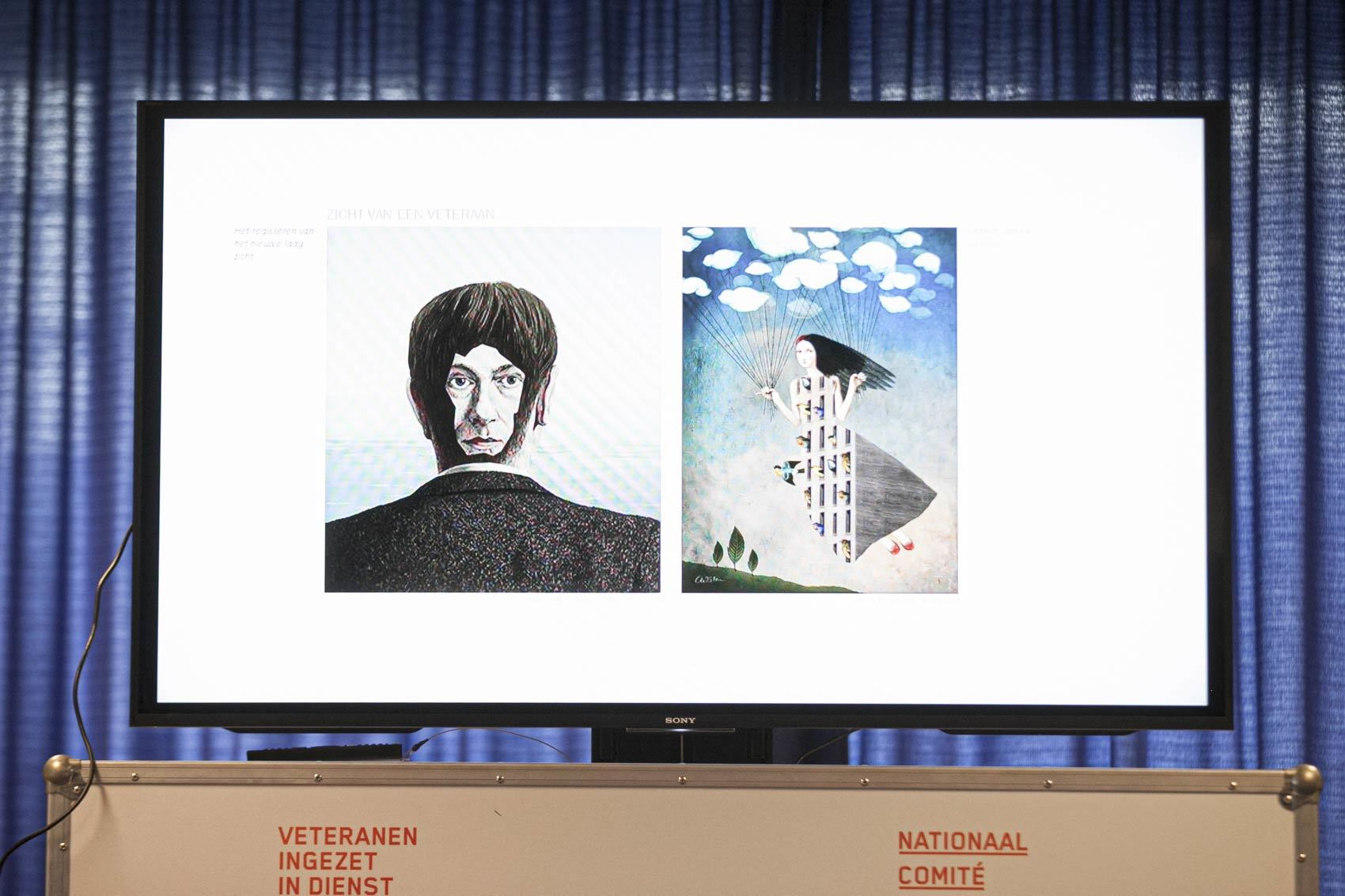 Hatice Kilinc - Witte Anjer Prijs ontwerpconcept 2020