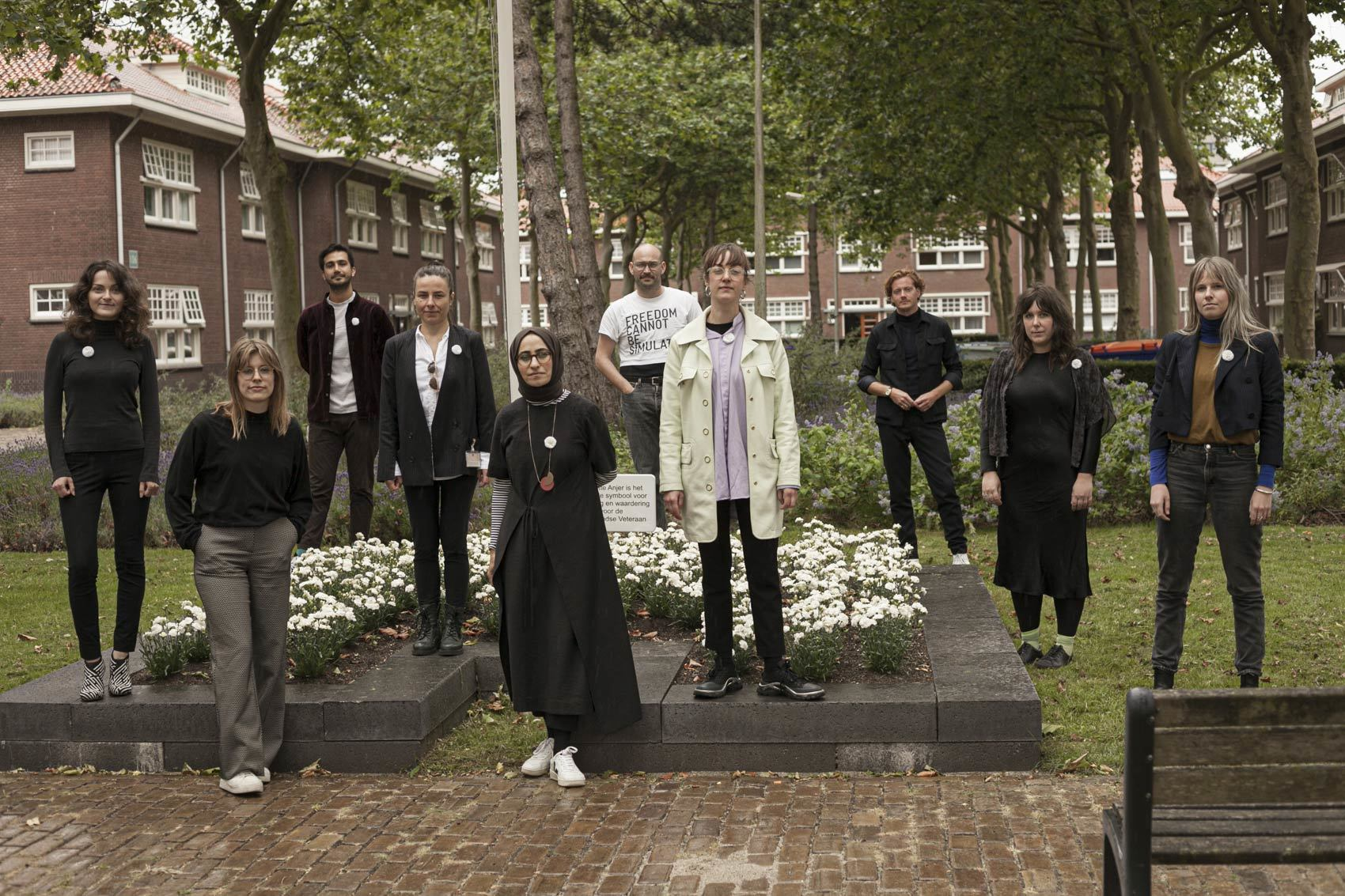 Witte Anjer Prijs 2020 design contest participants