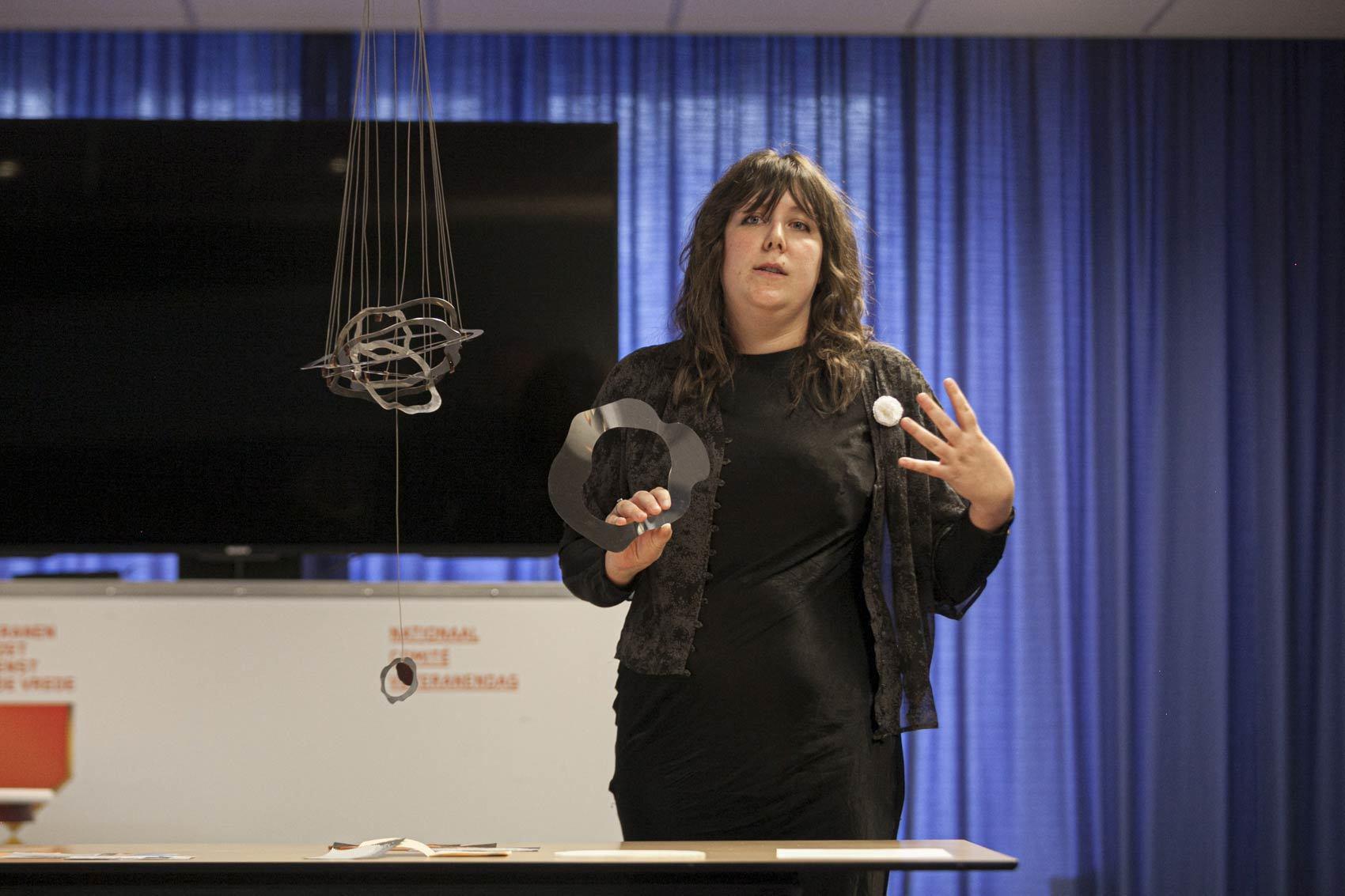 Maria Beaumaster - Witte Anjer Prijs ontwerpconcept 2020