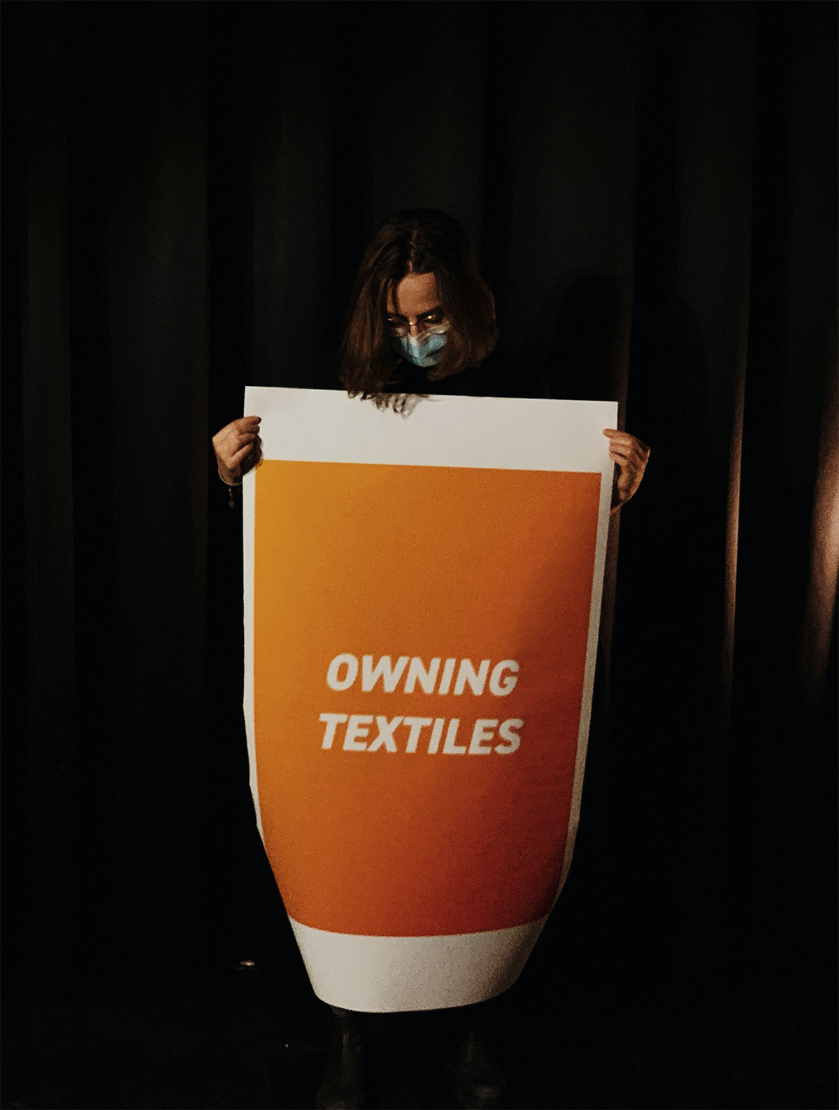 'Owning Textiles' Design research project by Frederike Bartzsch snd Stefan Lang