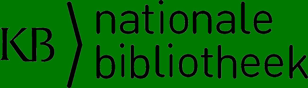 KB nationale bibliotheek logo