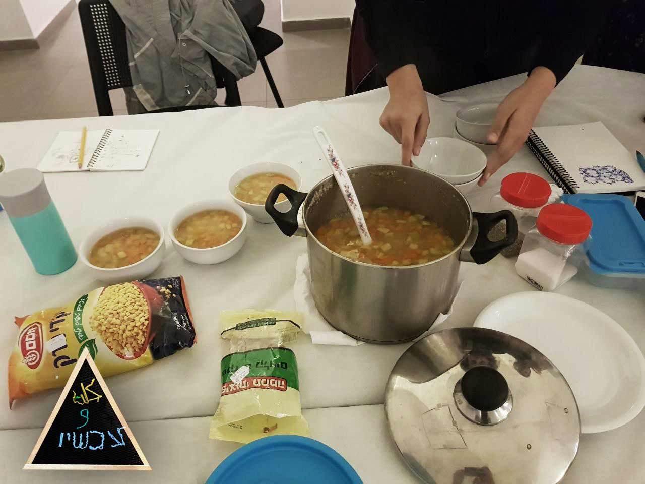 Thalia Hoffman - Weekly winter soup