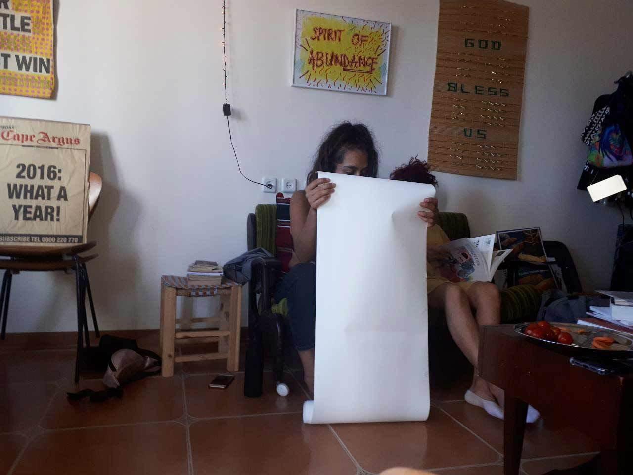 Thalia Hoffman - Meeting in Haifa home-gallery