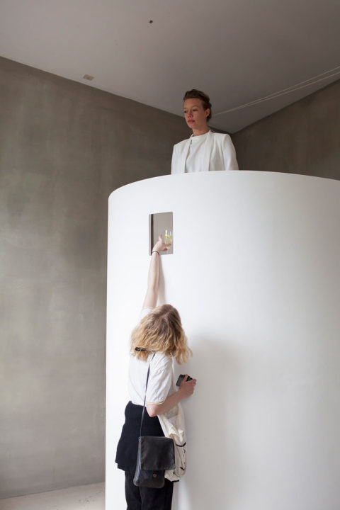 The Feast of Inequality by Noortje de Brouwer and Nienke Sikkema confronted visitors to experience the frustration of being treated differently for no apparent reason