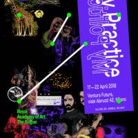 Artist talks & presentations - Milan 18 April