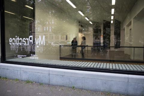 My Practice, My Politics at Stroom Den Haag