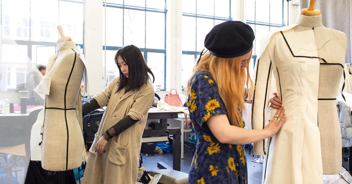 Bachelor Textile Fashion Royal Academy Of Art Kabk