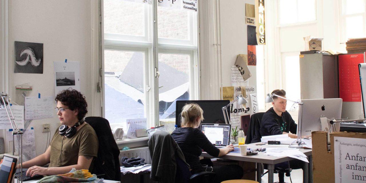 Afdeling Master Type and Media, Koninklijke Academie van Beeldende Kunsten Den Haag