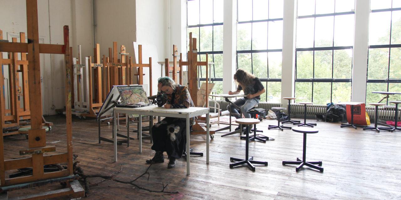 Atelier SvJT, Koninklijke Academie van Beeldende Kunsten Den Haag