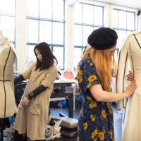 Meer over de 4-jarige opleiding Textiel & Mode aan de KABK